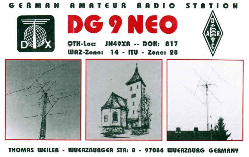 Primary Image for DG9NEO