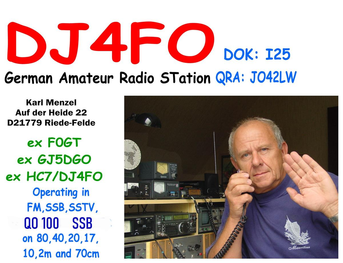 Primary Image for DJ4FO