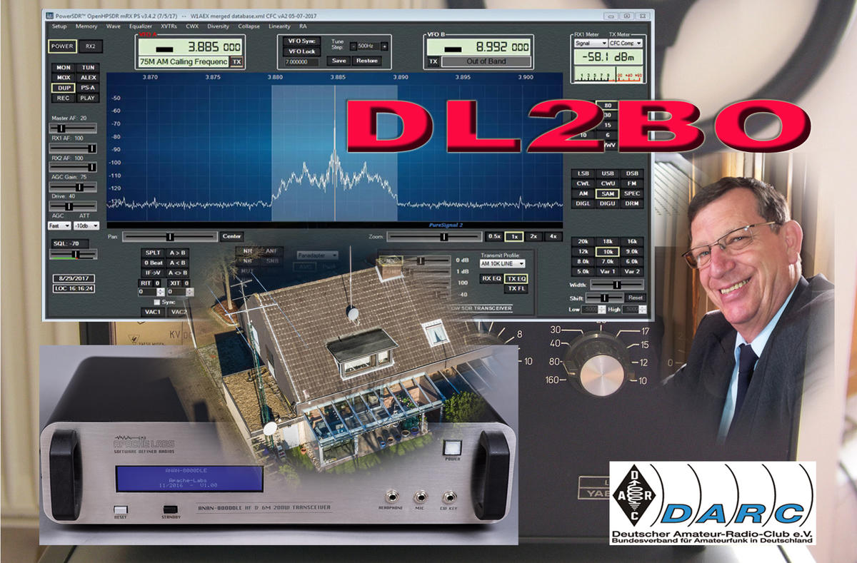 Primary Image for DL2BO