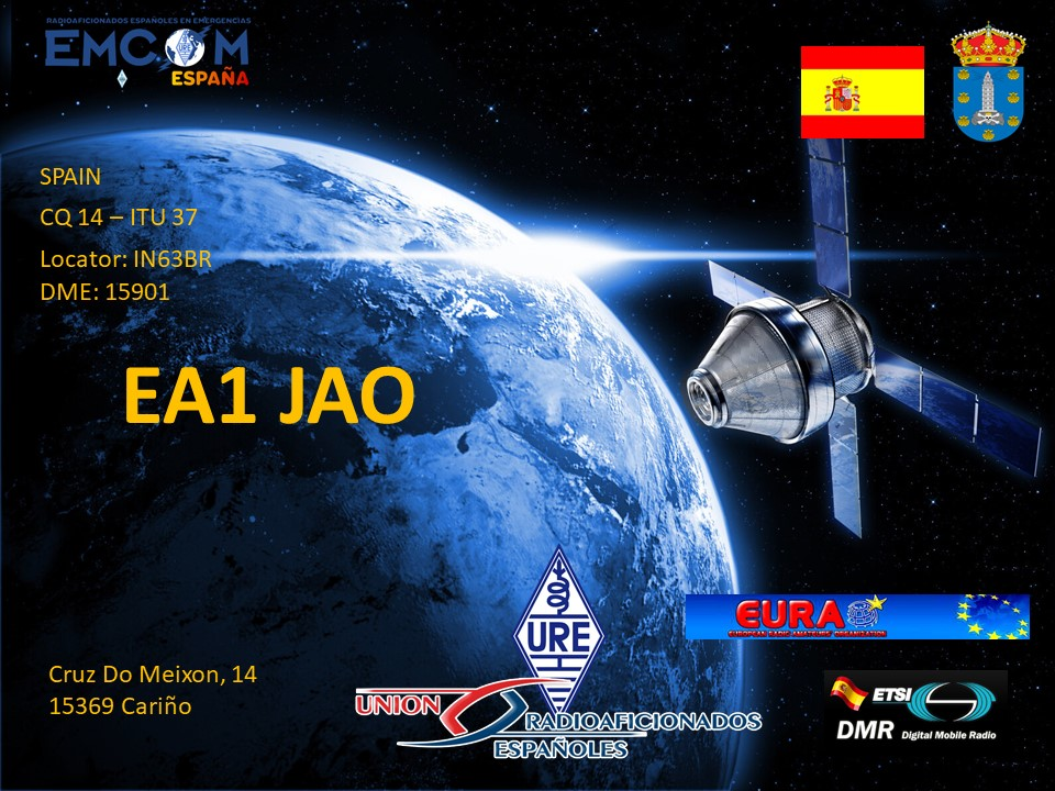 Primary Image for EA1JAO