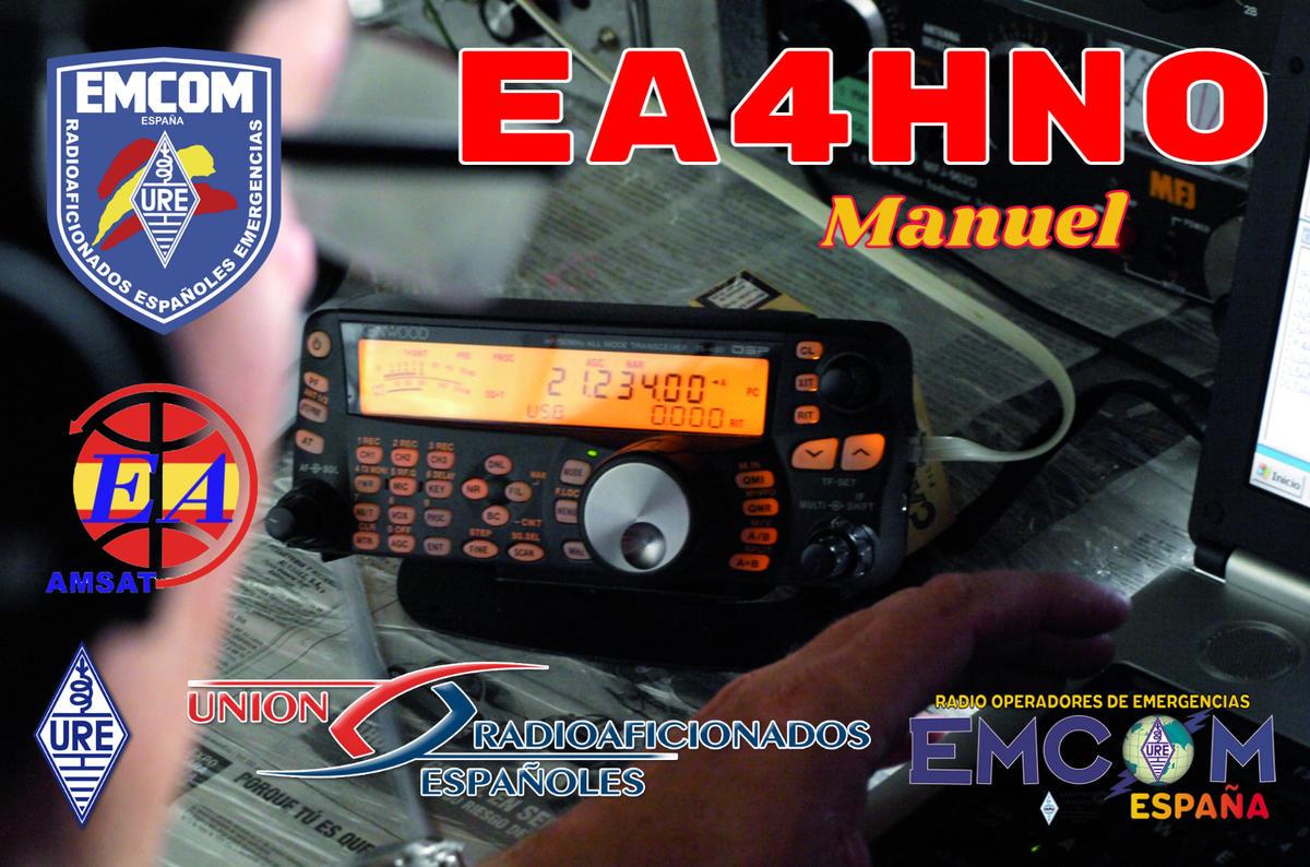 Primary Image for EA4HNO