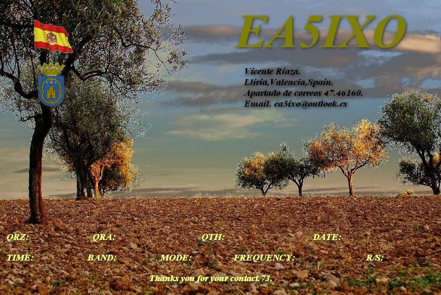 Primary Image for EA5IXO