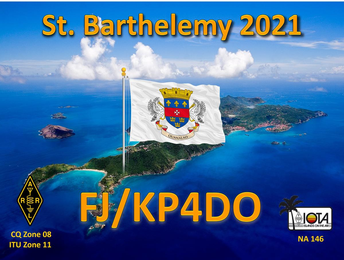 Primary Image for FJ/KP4DO