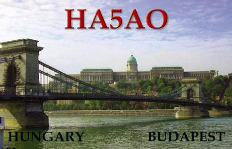 Primary Image for HA5AO
