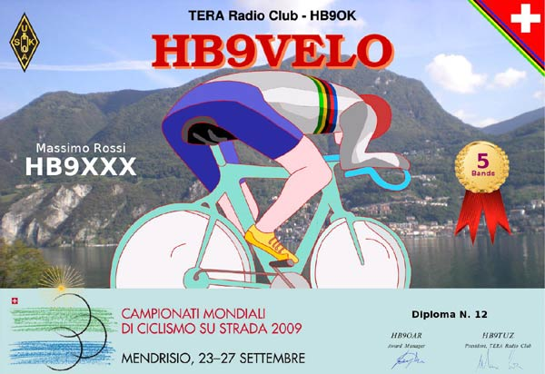 Primary Image for HB9VELO
