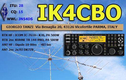Primary Image for IK4CBO