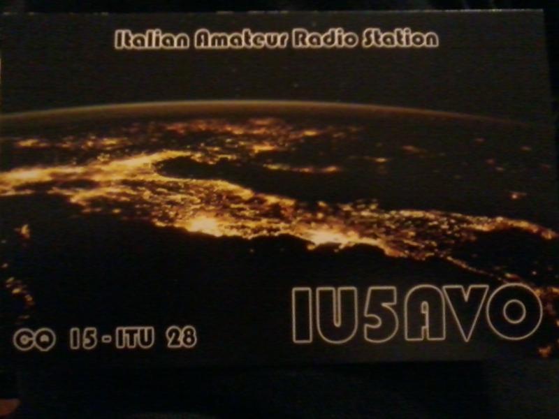 Primary Image for IU5AVO