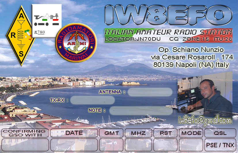 Primary Image for IW8EFO