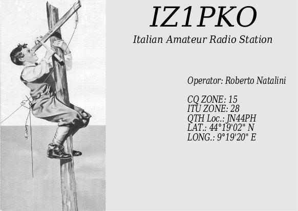 Primary Image for IZ1PKO