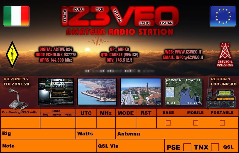 Primary Image for IZ3VEO
