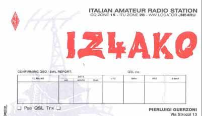 Primary Image for IZ4AKO