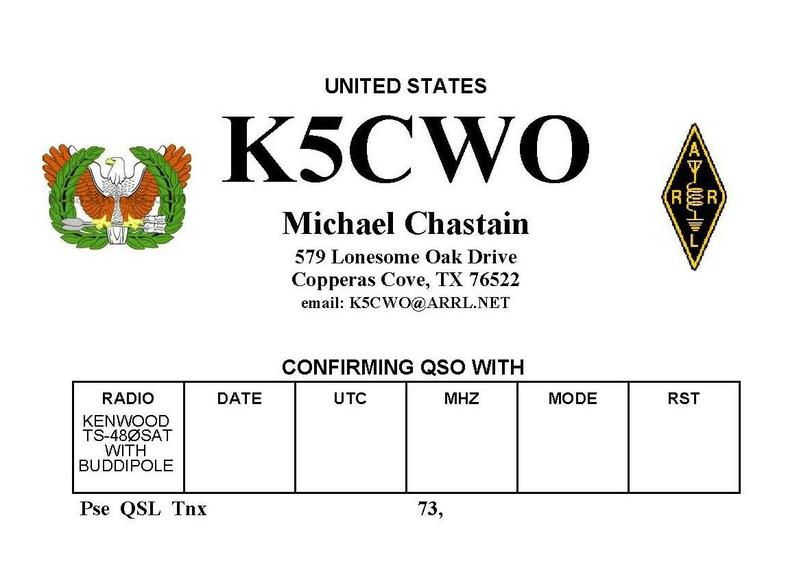 Primary Image for K5CWO