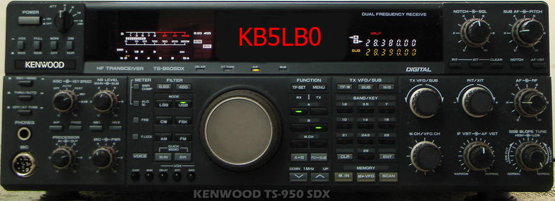 Primary Image for KB5LBO