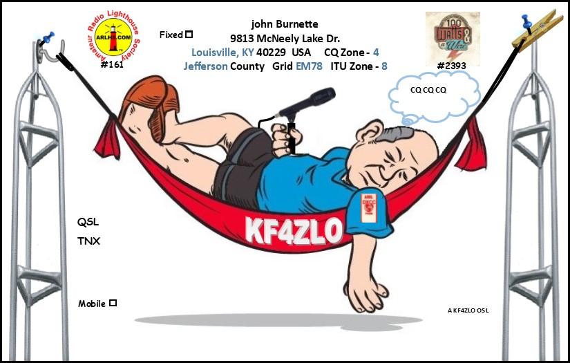 Primary Image for KF4ZLO