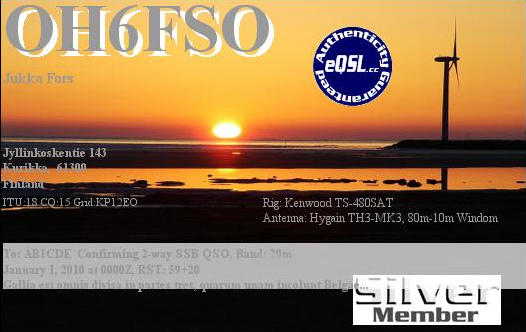 Primary Image for OH6FSO