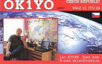 Primary Image for OK1YO