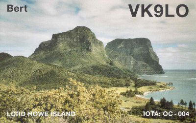 Primary Image for VK9LO