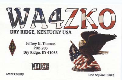 Primary Image for WA4ZKO