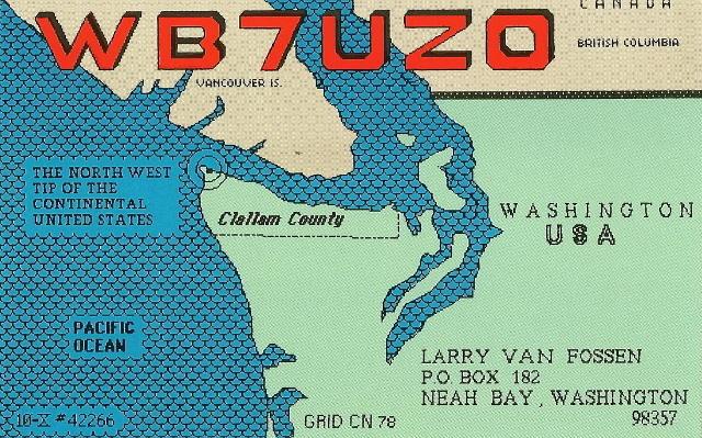 Primary Image for WB7UZO