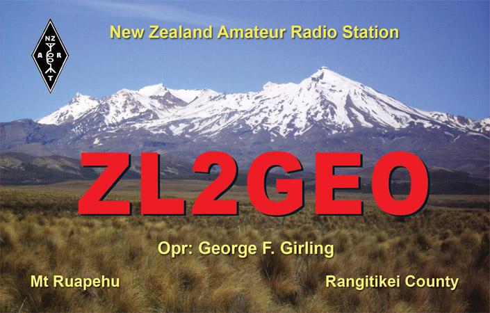 Primary Image for ZL2GEO