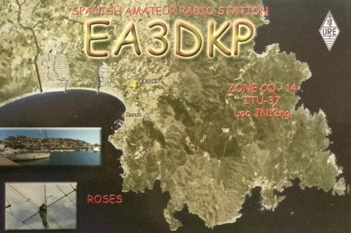 Primary Image for EA3DKP