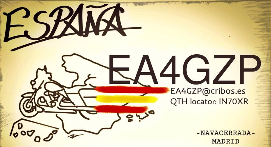 Primary Image for EA4GZP