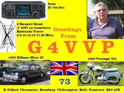 Primary Image for G4VVP