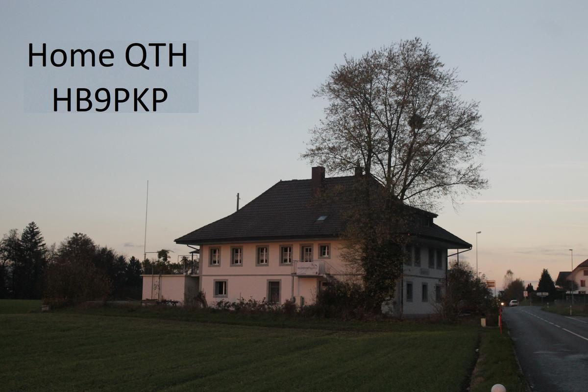Primary Image for HB9PKP