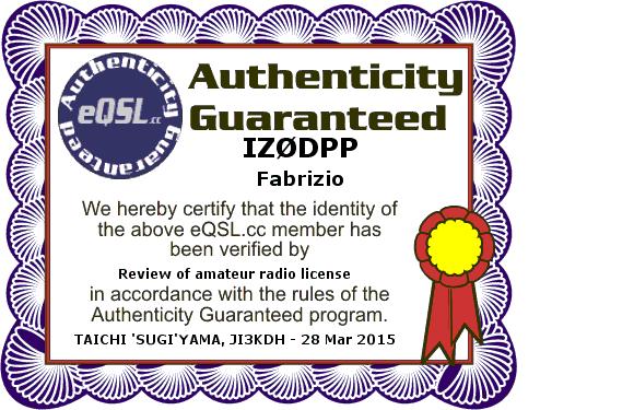 Primary Image for IZ0DPP
