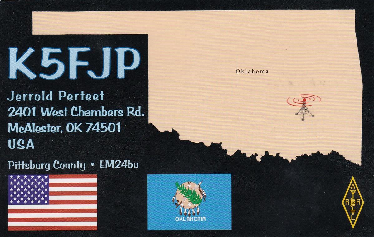 Primary Image for K5FJP