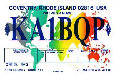 Primary Image for KA1BQP