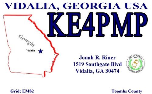 Primary Image for KE4PMP