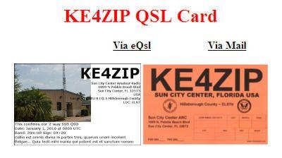 Primary Image for KE4ZIP