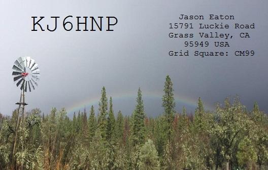 Primary Image for KJ6HNP