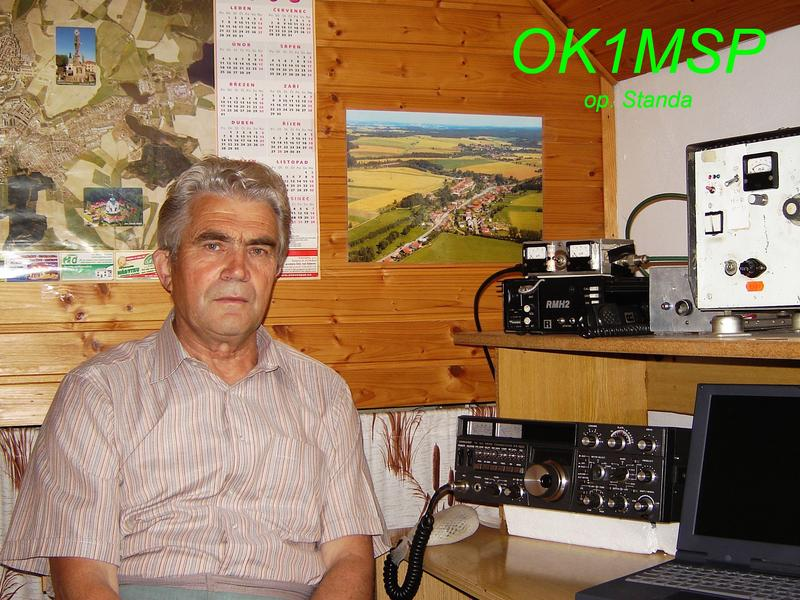 Primary Image for OK1MSP