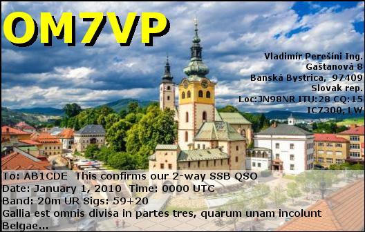 Primary Image for OM7VP