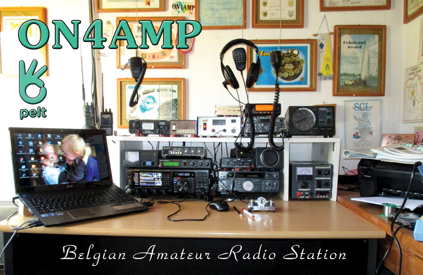 Primary Image for ON4AMP