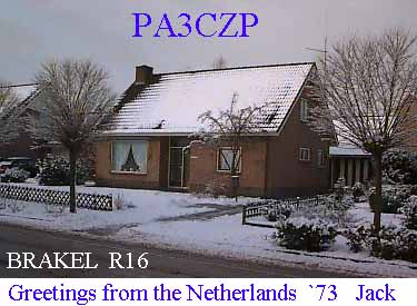 Primary Image for PA3CZP
