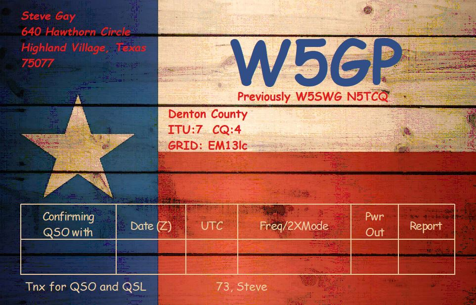 Primary Image for W5GP
