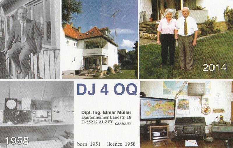 Primary Image for DJ4OQ