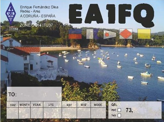 Primary Image for EA1FQ
