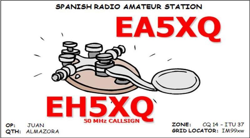 Primary Image for EA5XQ