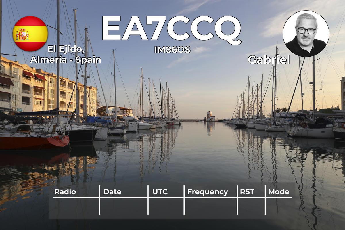 Primary Image for EA7CCQ