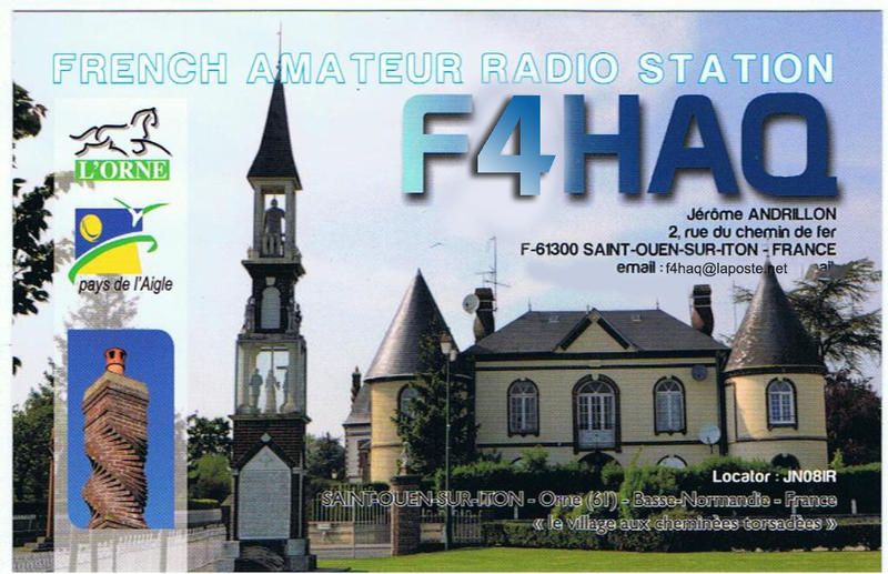 Primary Image for F4HAQ