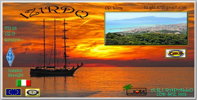 Primary Image for IZ1RDQ