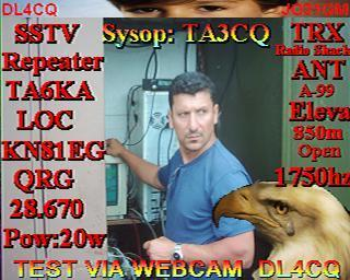 Primary Image for TA6CQ