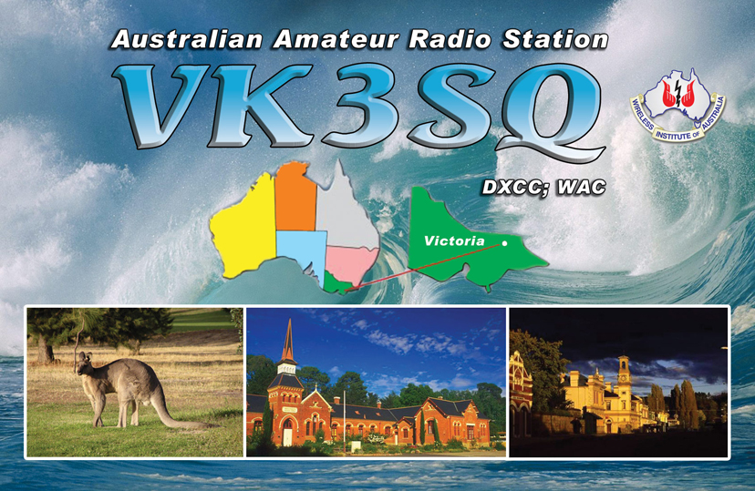 Primary Image for VK3SQ