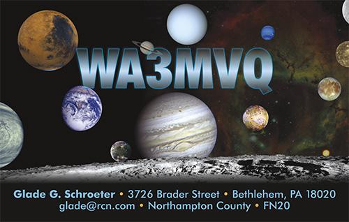 Primary Image for WA3MVQ