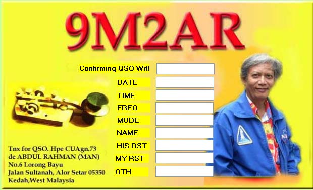 Primary Image for 9M2AR