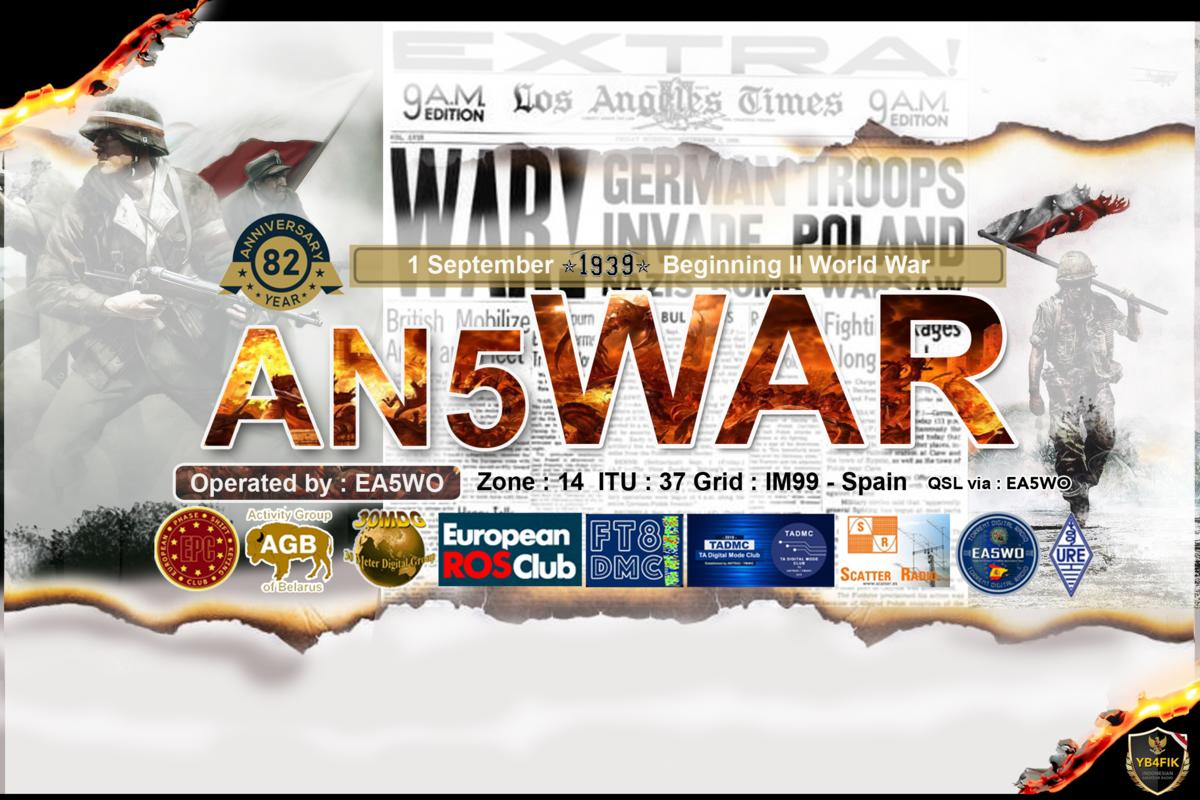 Primary Image for AN5WAR